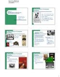 Bài giảng Lesson 1: Kỹ thuật đồ họa và hiện thực ảo - Lê Tấn Hùng