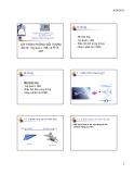 Bài giảng Lập trình hướng đối tượng - Bài 9: Tổng quan về UML và PTTK HĐT