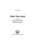 Ebook Thiền thực hành