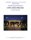 Thuyết minh phương án dự thi thiết kế: Cổng chào phía Bắc tỉnh Thừa Thiên Huế