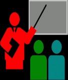Module Giáo dục thường xuyên 31: Một số kĩ năng cần thiết của giáo viên giáo dục thường xuyên để tham gia các hoạt động chính trị - xã hội