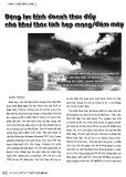 Động lực kinh doanh thúc đẩy nhà khai thác tích hợp mạng/đám mây