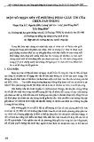 Một số nhận xét về phương pháp giấu tin của Chen-Pan-Tseng