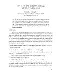 Một số mô hình hệ thông minh lai: Kỹ thuật và ứng dụng