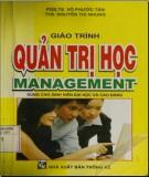 Giáo trình Quản trị học (Management - Dùng cho sinh viên đại học và cao đẳng): Phần 2