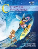 Ebook C how to program 6th edition