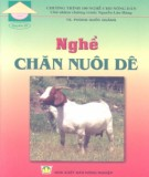 Ebook Nghề chăn nuôi dê: Phần 1