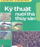 Ebook Kỹ thuật nuôi thả thủy sản: Phần 2