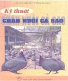 Ebook Kỹ thuật chăn nuôi gà sao: Phần 2