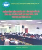 Ứng dụng tiến bộ khoa học và công nghệ giai đoạn 2006-2010 trên địa bàn tỉnh Lào Cai - Những công trình nghiên cứu: Phần  2