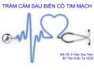 Bài giảng Trầm cảm sau biến cố tim mạch