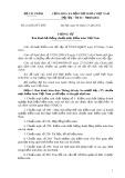 Thông tư số: 214/2012/TT-BTC