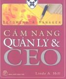 Ebook Cẩm nang quản lý và CEO: Phần 1