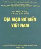 Ebook Bộ sách chuyên khảo tài nguyên thiên nhiên và môi trường Việt Nam - Địa mạo bờ biển Việt Nam: Phần 1