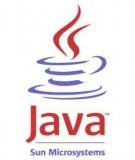 Giáo trình Ngôn ngữ lập trình Java: Phần 1