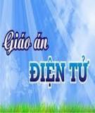Giáo án bài: Hồi trống cổ thành (Trích hồi 28, Tam quốc diễn nghĩa) - GV. Trương Thị Hồng Dịu