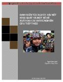Báo cáo Định kiến tộc người: Vài nét khái quát và một số đề xuất cho các bước nghiên cứu tiếp theo