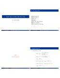 Bài giảng Phép tính vi phân hàm một biến - TS. Lê Xuân Trường