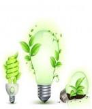 Các giải pháp tiết kiệm năng lượng trong các cơ quan công sở, các khu vực hành chính sự nghiệp và gia đình