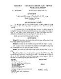 Quyết định số: 1386/QĐ-BTP