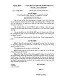 Quyết định số: 1524/QĐ -BTP