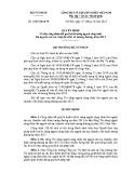 Quyết định số: 2487/QĐ-BTP