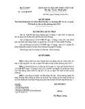 Quyết định số: 2248/QĐ-BTP