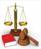Giáo trình Lý luận nhà nước và pháp luật: Phần 1