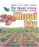 Ebook Bạn của nhà nông - Kỹ thuật trồng và chăm sóc khoai tây: Phần 1