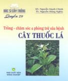 Trồng, chăm sóc và phòng trừ sâu bệnh cây thuốc lá - Bác sĩ cây trồng quyển 29: Phần 1