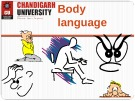Lesson Body language