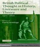 Ebook British Political Thought in History, Literature and Theory, 1500-1800: Part 2