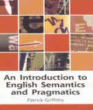 Ebook An introduction to English Semantics and Pragmatics: Part 1