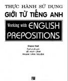 Hướng dẫn sử dụng giới từ tiếng Anh: Phần 1