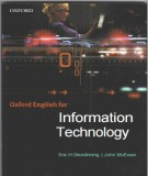 Ebook Oxford English for Infomation Technology: Part 1