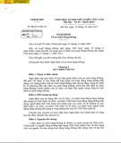 Nghị định số: 92/2015/NĐ-CP