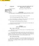 Nghị định số: 93/2015/NĐ-CP