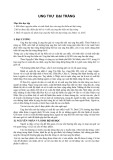 Bài giảng Ung thư đại tràng (6tr)