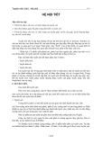 Bài giảng Mô phôi: Hệ nội tiết