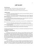 Bài giảng Loét dạ dày