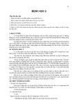 Bài giảng Bệnh học u (9tr)