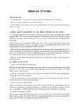 Bài giảng Bệnh cổ tử cung