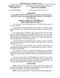 Quyết định số: 79/2013/NQ-HĐND