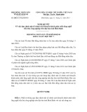 Nghị quyết số: 20/2013/NQ-HĐND