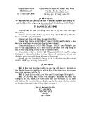 Quyết định số: 18/2015/QĐ-UBND tỉnh Gia Lai