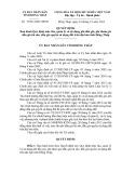 Quyết định số: 35/2014/QĐ-UBND tỉnh Đồng Tháp