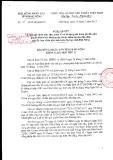 Nghị quyết số: 05/2015/NQ-HĐND tỉnh Đắk Nông