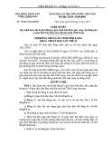 Quyết định số: 78/2013/NQ-HĐND