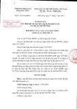 Nghị quyết số: 06/2015/NQ-HĐND tỉnh Đắk Nông