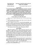 Quyết định số: 09/2013/QĐ-UBND tỉnh Vĩnh Long